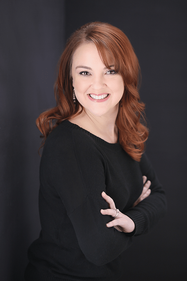 author headshot, professional headshot, beauty portrait, headshot with professional hair and makeup